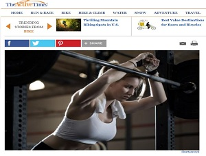 The Active Times: Common Gym Mistakes