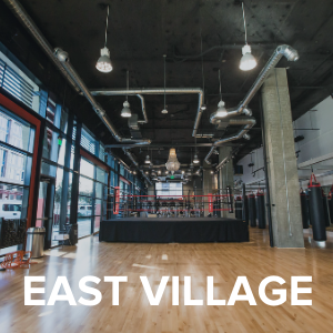 Boxing Classes in East Village