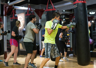 Boxing classes for Kids
