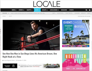 Locale: See How One Man in SD Lives His American Dream