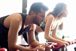 Spinning to Build Cardiovascular Endurance