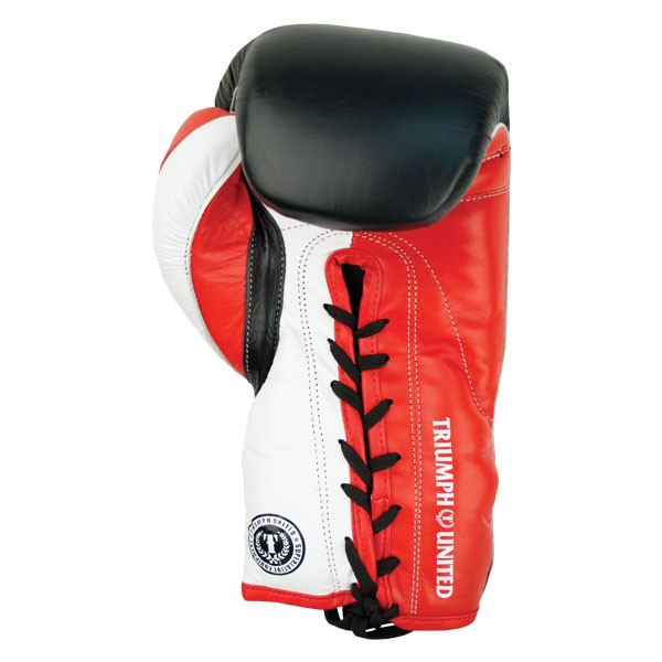 Triumph United Lace Up Sparring Gloves