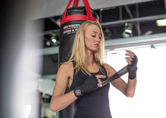 Advanced Kickboxing classes San Diego