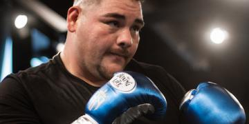 Andy Ruiz Jr. at The Boxing Club