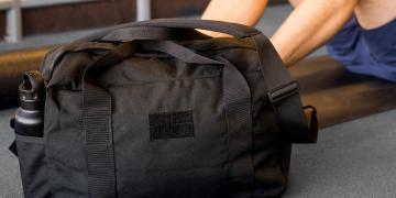 9518bb094ab9 10 Must Have Gym Bag Essentials