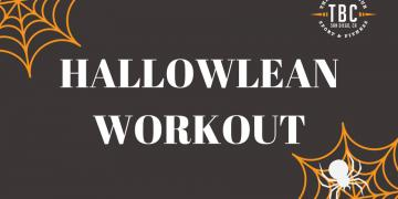 Hallowlean Workout