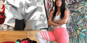 What's in your gym bag: Jessica Smith Bridges