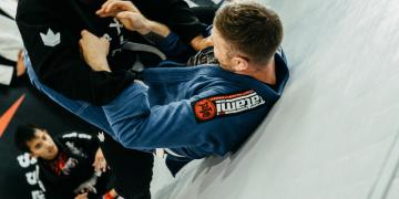 Celebrities who do BJJ