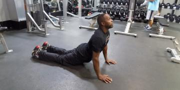 stretching exercises after workout