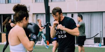 Outdoor Fitness Safety during COVID-19