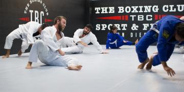 Tips for BJJ Beginners