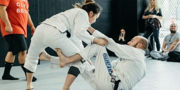 A BJJ Exercise Guide for Strength, Conditioning & Stretching