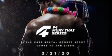 F4 Muay Thai Series Fight Night Postponed