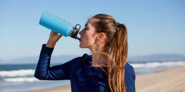 You Probably Aren't Cleaning Your Reusable Water Bottle Enough