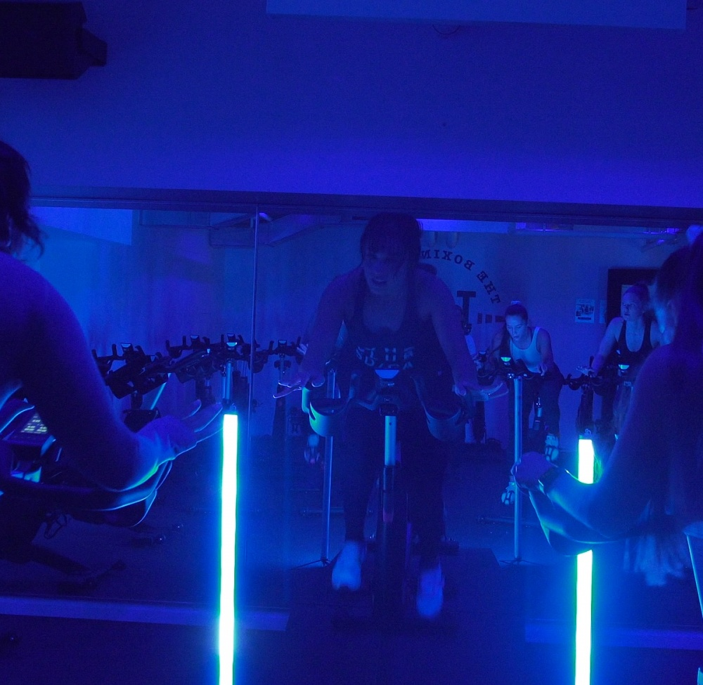 best spin classes in san diego
